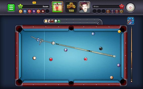 8 Ball Pool ảnh chụp màn hình 14