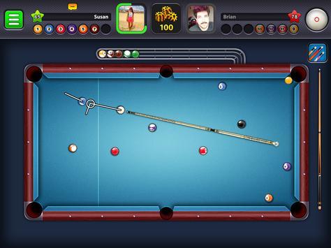 12 Schermata 8 Ball Pool