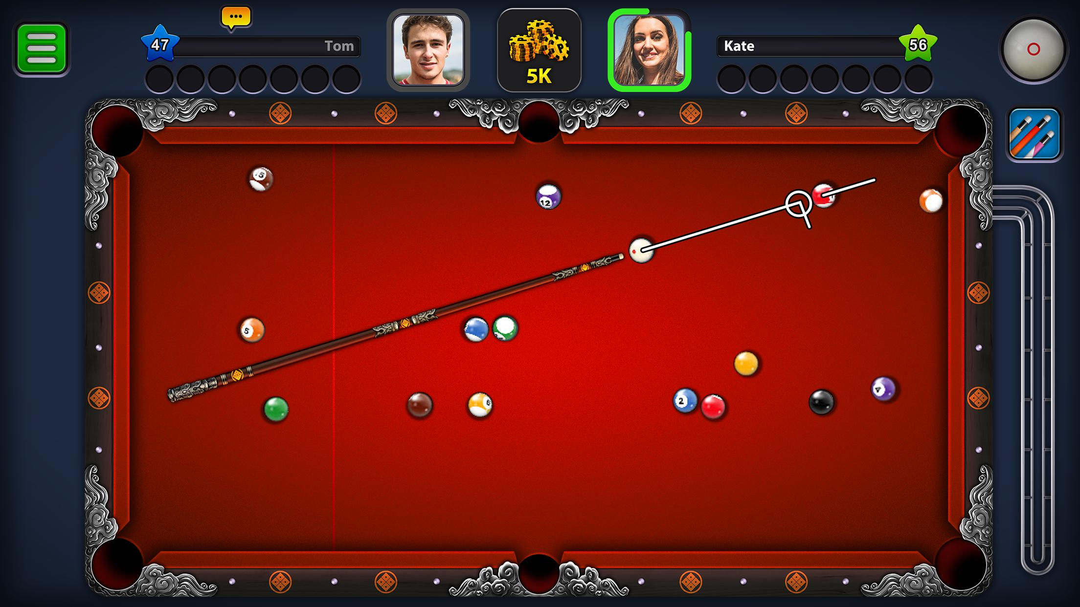 8 Ball Pool poster