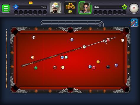 7 Schermata 8 Ball Pool