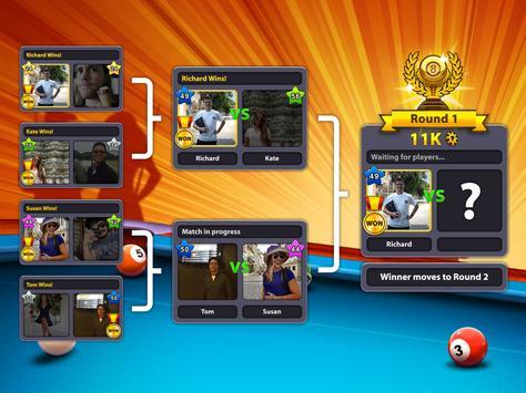 8 Ball Pool captura de pantalla 8