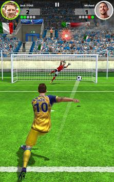 Football Strike تصوير الشاشة 5