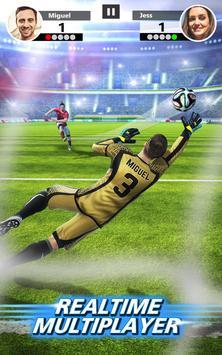 Football Strike تصوير الشاشة 6