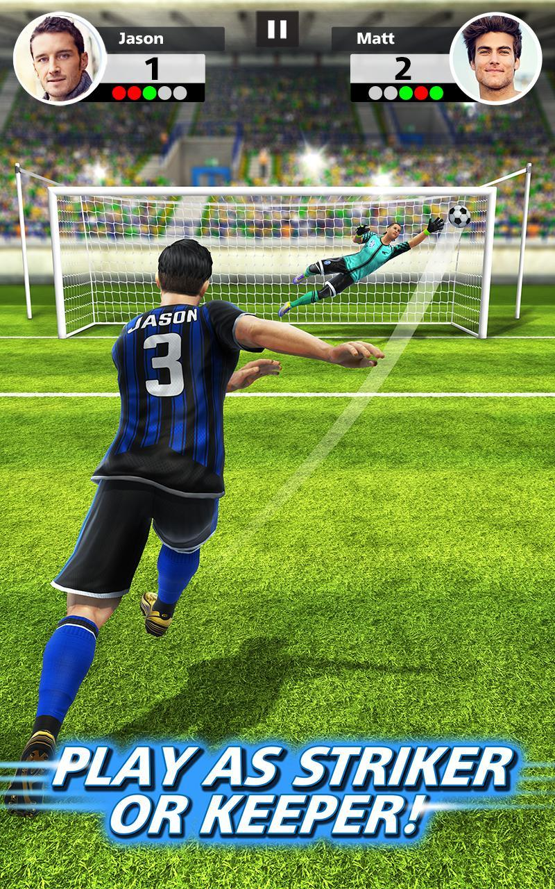 Football Strike app for Android download 2019
