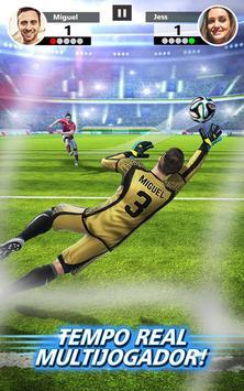 Football Strike Cartaz