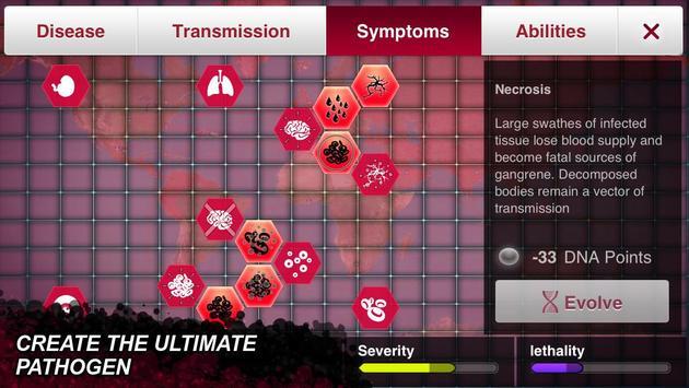 Plague Inc. स्क्रीनशॉट 3