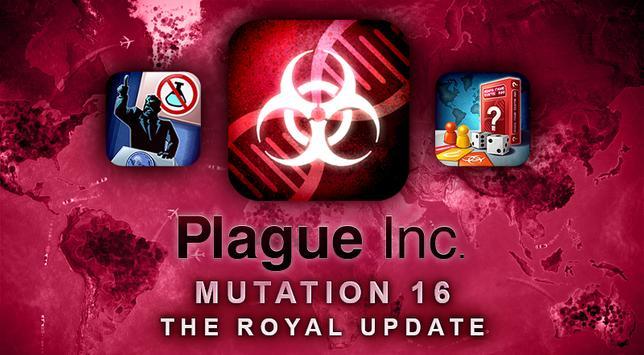Plague Inc. पोस्टर