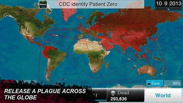 Plague Inc. screenshot 1