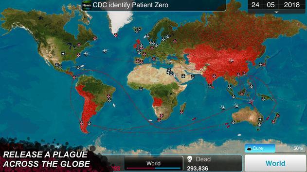 Plague Inc. Ekran Görüntüsü 1