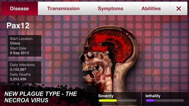 Plague Inc. स्क्रीनशॉट 2