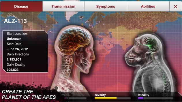 Plague Inc. Ekran Görüntüsü 5