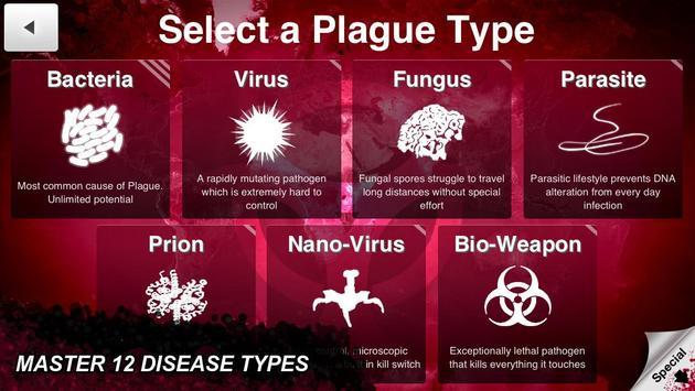 Plague Inc. स्क्रीनशॉट 9