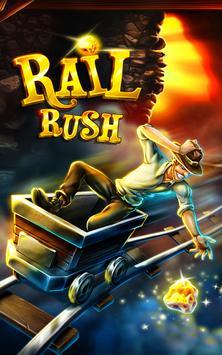 Rail Rush poster