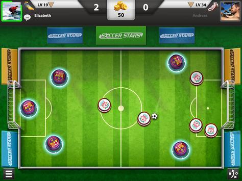 Soccer Stars 截圖 6