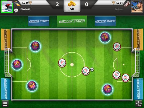 Soccer Stars syot layar 6