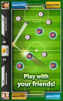 Soccer Stars تصوير الشاشة 1