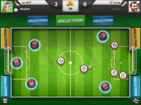 12 Schermata Soccer Stars