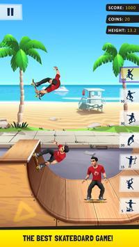 Flip Skater Plakat