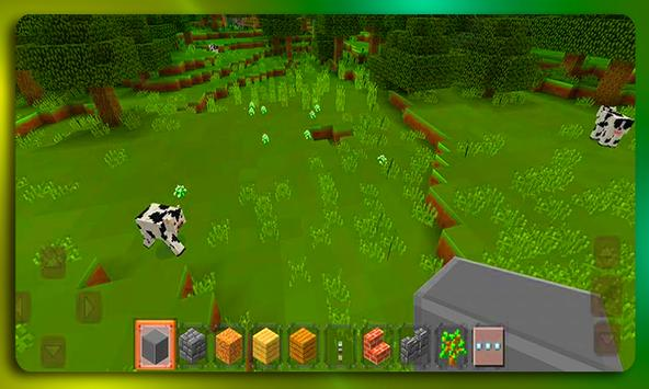 New Mini Craft Block Craft 3D Building Game screenshot 2