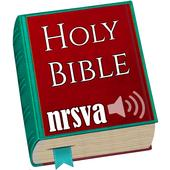 Holy Bible (NRSVA) icon