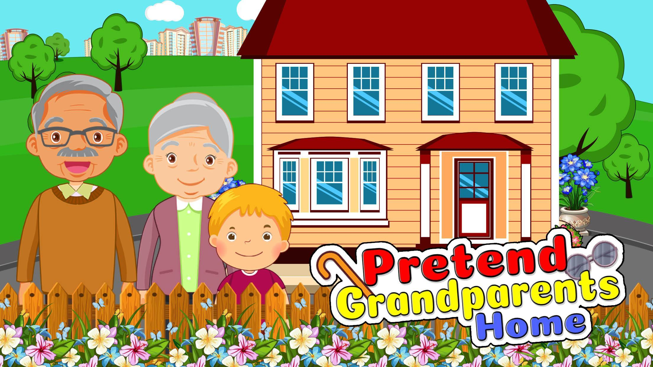 Pretend Grandparents Home for Android   APK Download