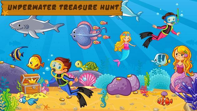 Pretend Play Beach Life: Fun Town picnic Games screenshot 11