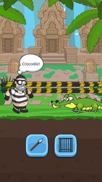 Jail Breaker: Sneak Out! स्क्रीनशॉट 3