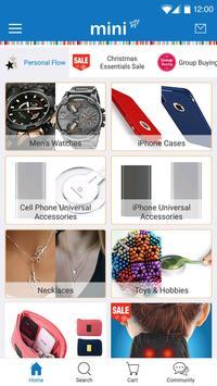 MiniInTheBox Online Shopping screenshot 1