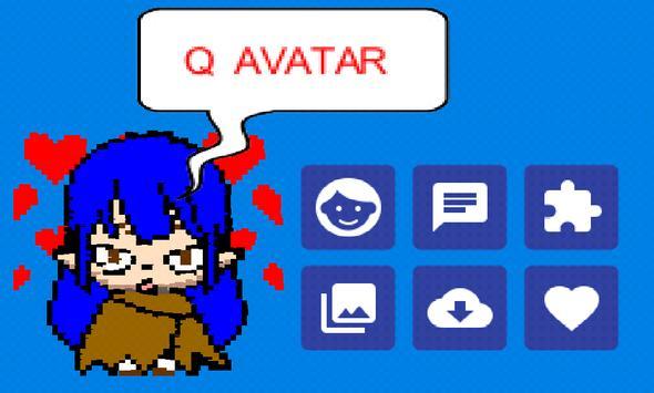 Q Avatar poster