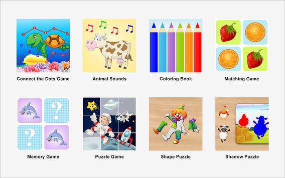 Educational Games for Kids screenshot 14