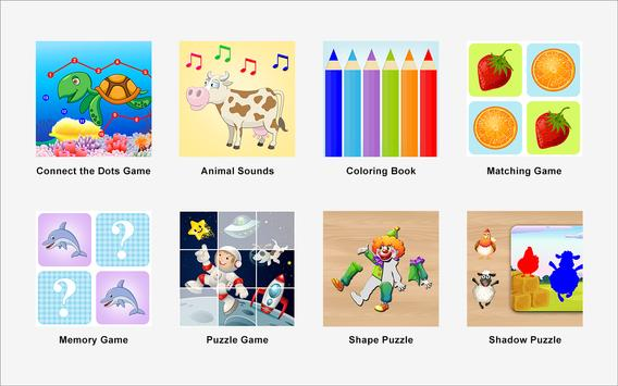 Educational Games for Kids 截圖 14