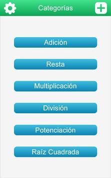 Juegos de Matemáticas captura de pantalla 7