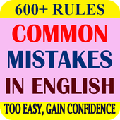 Common Mistakes in English Offline icon