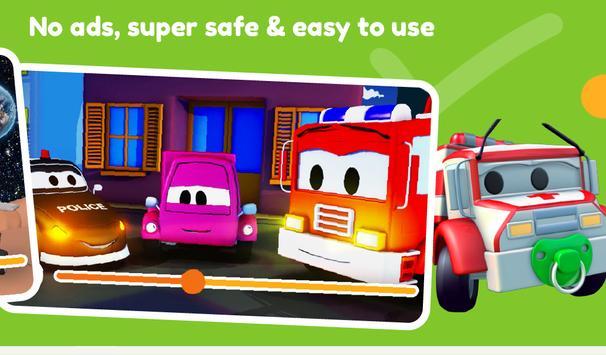 TV Kids Flix: episódios e vídeos para crianças imagem de tela 5