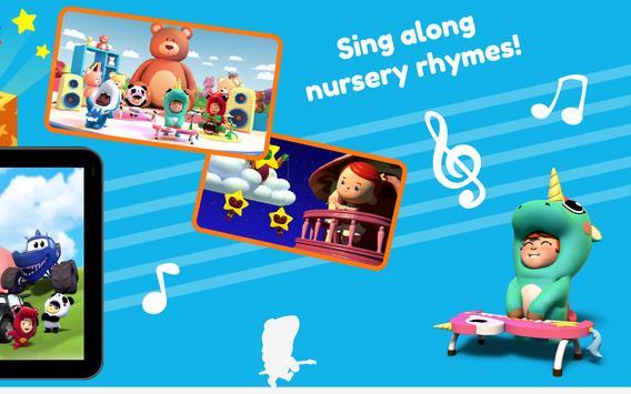 TV Kids Flix: episódios e vídeos para crianças imagem de tela 9