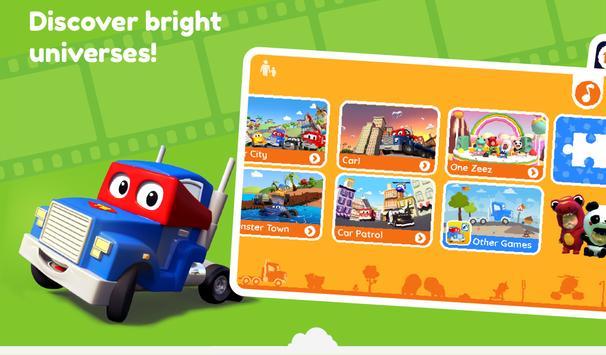 TV Kids Flix: episódios e vídeos para crianças imagem de tela 18