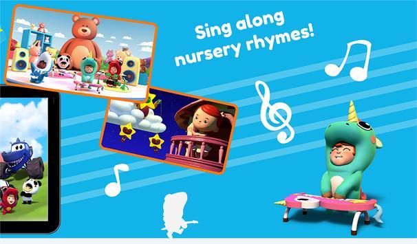 TV Kids Flix: episódios e vídeos para crianças imagem de tela 1