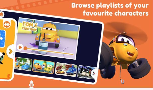 TV Kids Flix: episódios e vídeos para crianças imagem de tela 3