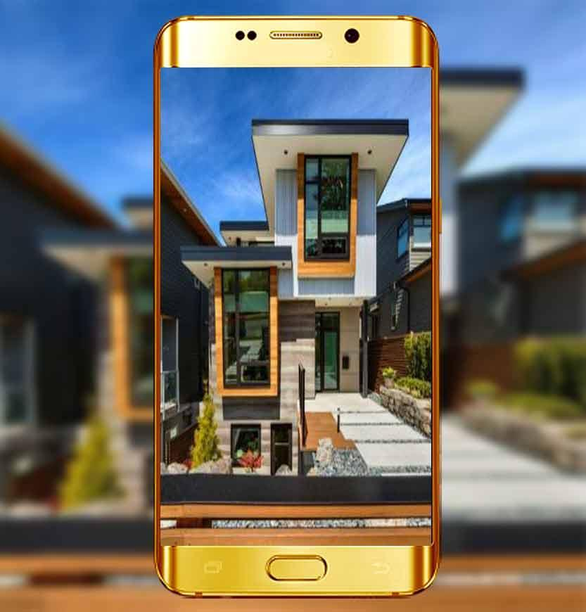 Minimalist House Design Exterior For Android Apk Download