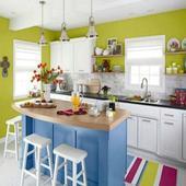minimalist kitchen design icon
