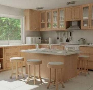 minimalist kitchen design screenshot 3