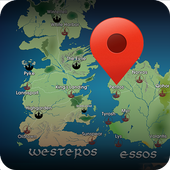Map for Game of Thrones FREE icon