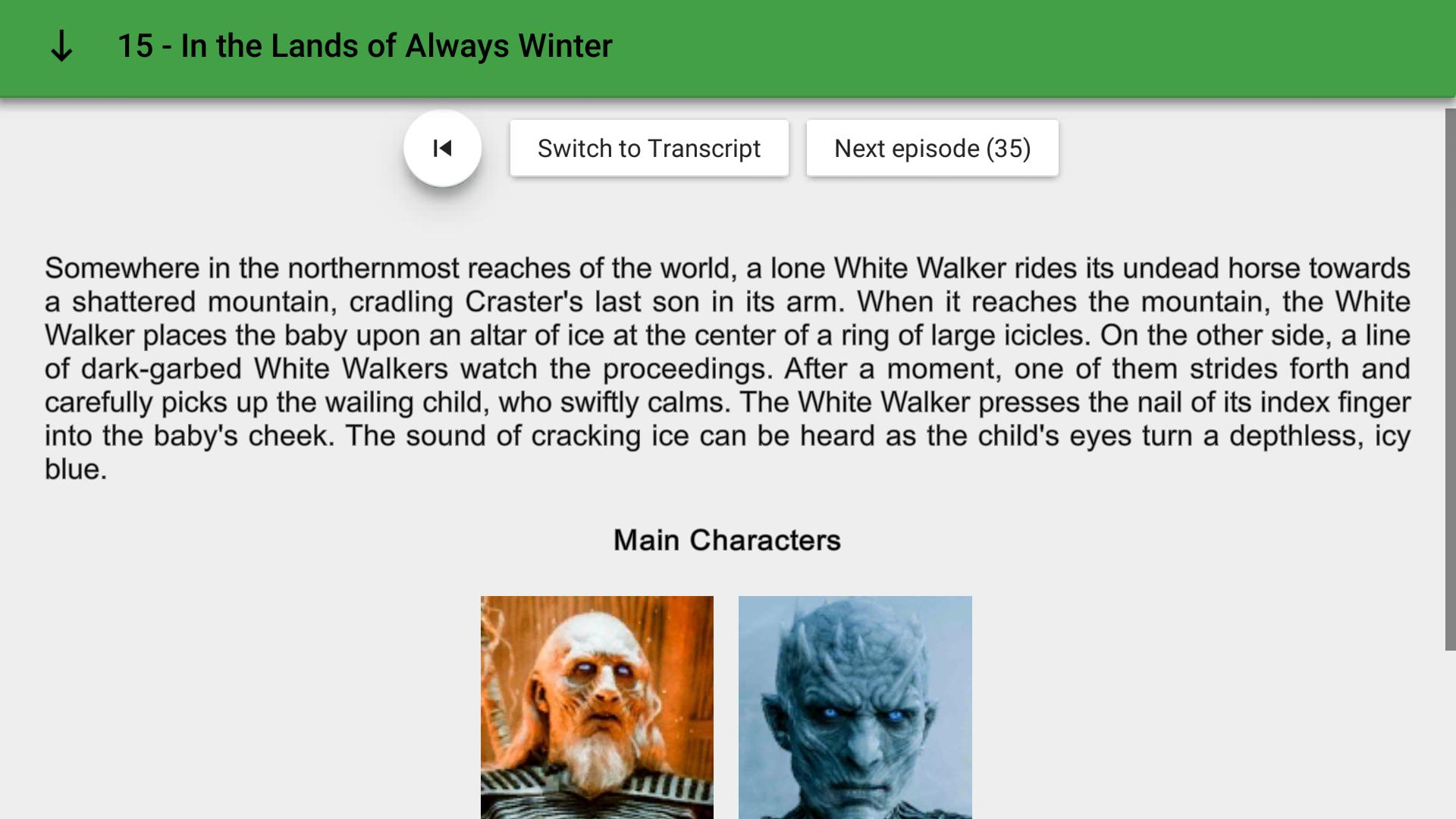 game of thrones apk episode 2