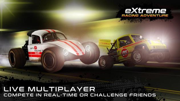 Extreme Racing الملصق