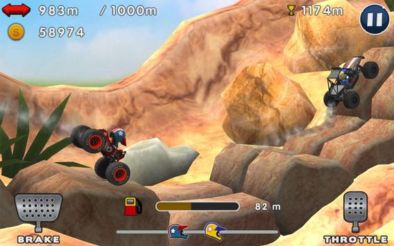 Mini Racing screenshot 1