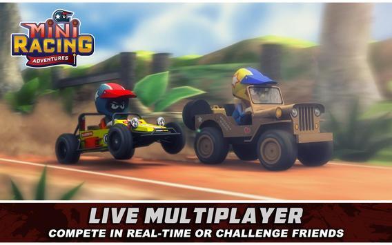 Mini Racing 截圖 6