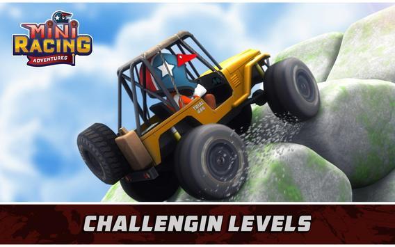 Mini Racing تصوير الشاشة 9