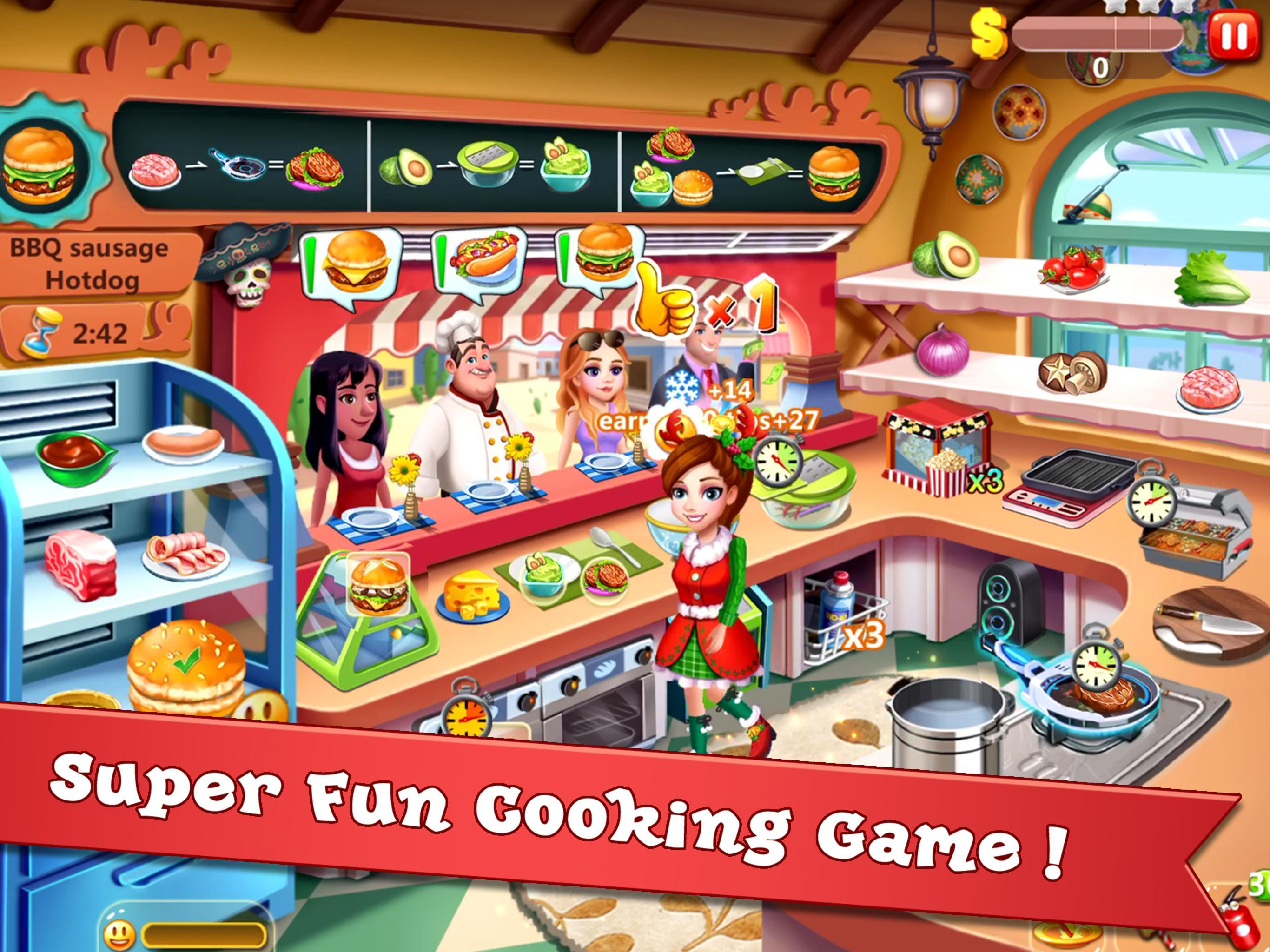 Download cooking academy free online