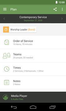 Planning Center Services screenshot 1