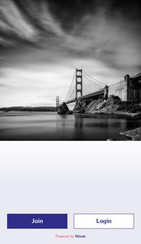 Bay Area Mission app poster
